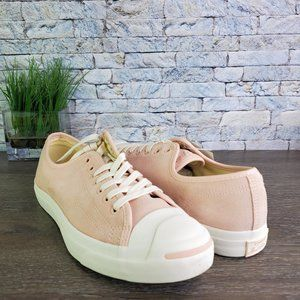 New Converse Jack Purcell Low 'Dusk Pink'